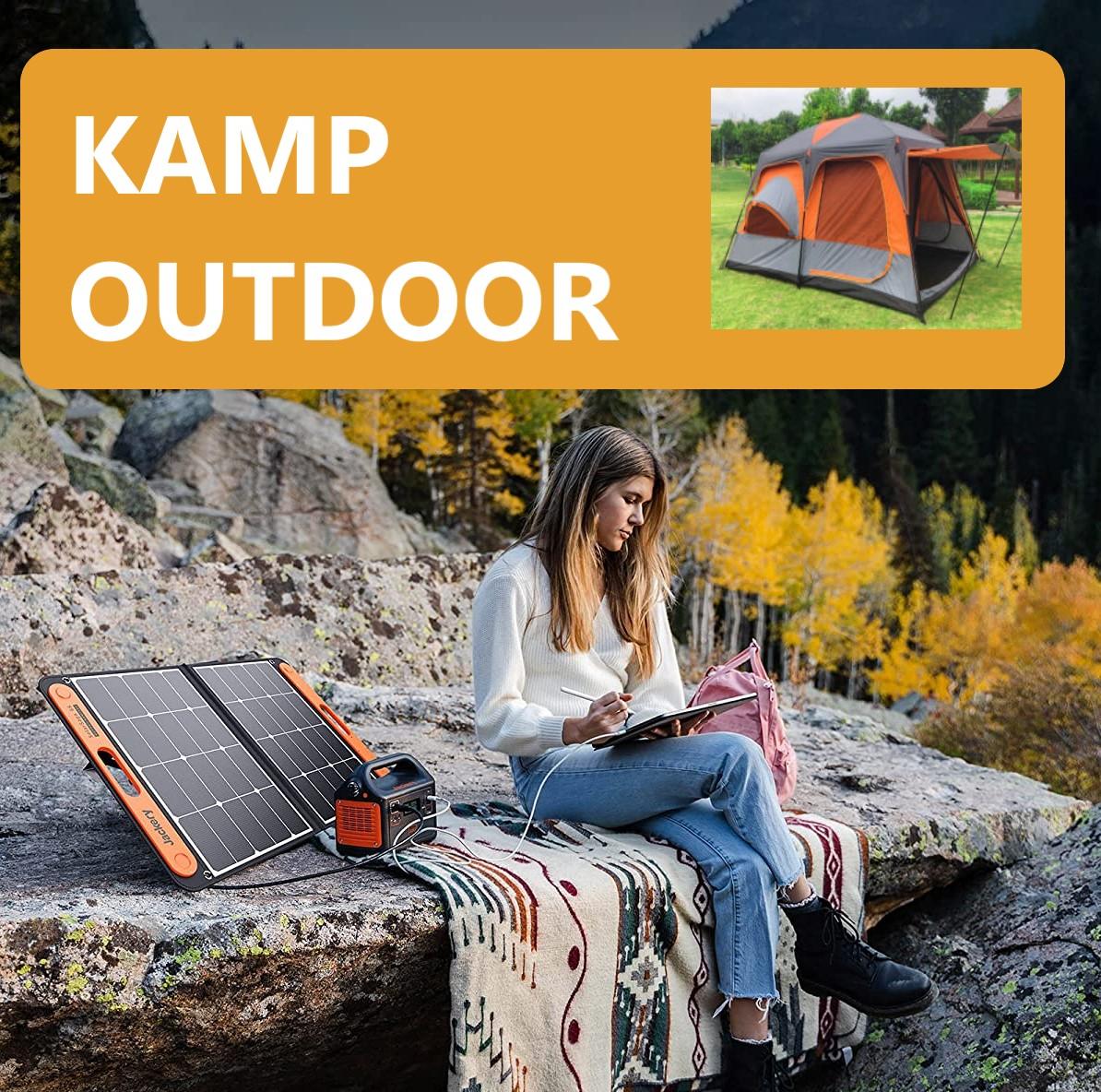 kamp outdoor