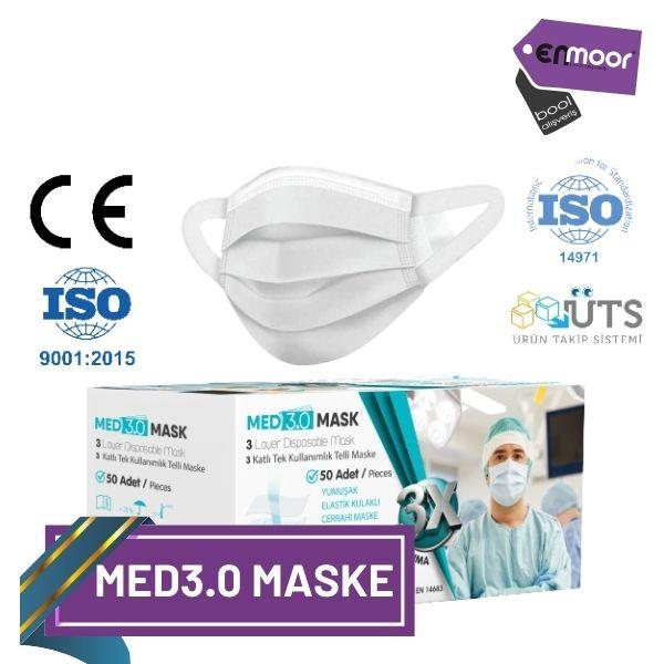med0.3 maske