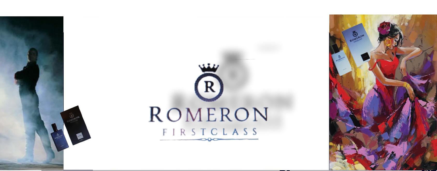 Romeron Parfüm banner