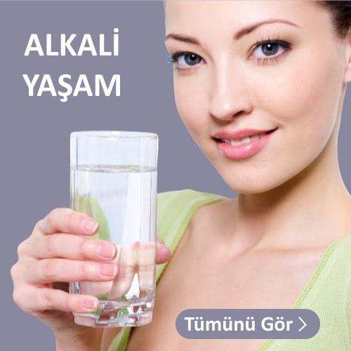 alkali yaşam