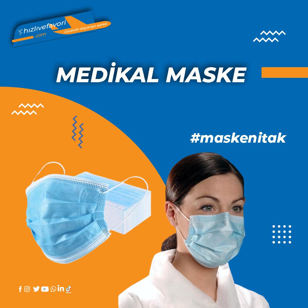 medikal maske