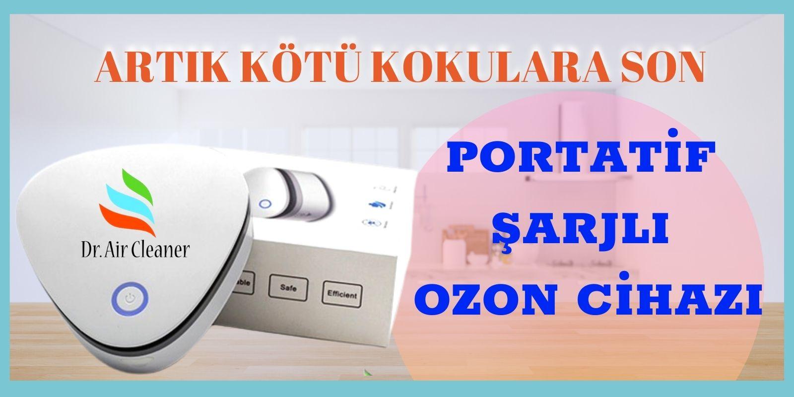 PORTATİF OZON CİHAZI
