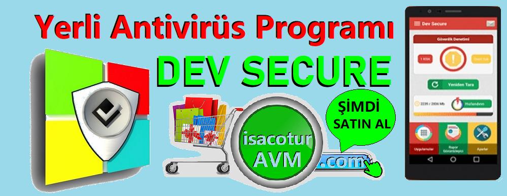 Dev Secure Antivirüs Programı