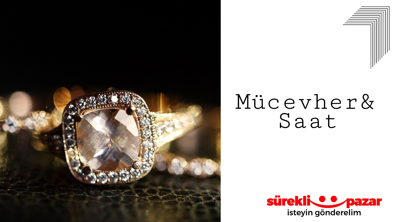Saat & Mücevher