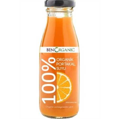 Ben Organic Portakal Suyu 250ml