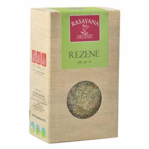 Rasayana Organik Rezene Tohumu Bitki Çayı 100 Gr.