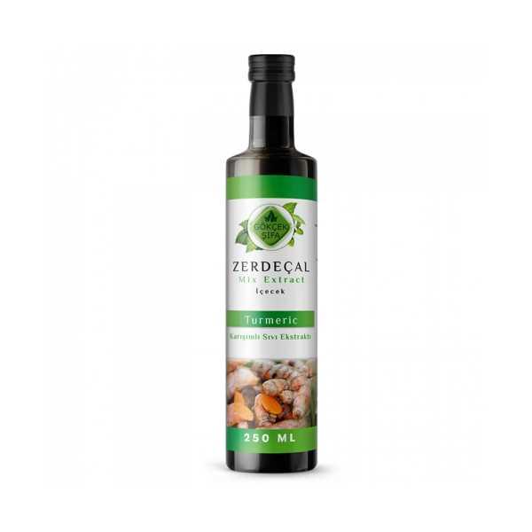 Zerdeçal Mix Extract 250 ml.