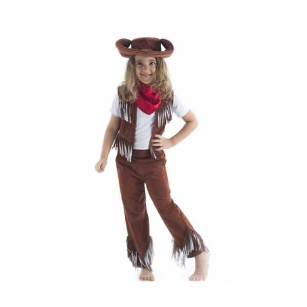 Tülü Akkoç Kovboy Kostümü