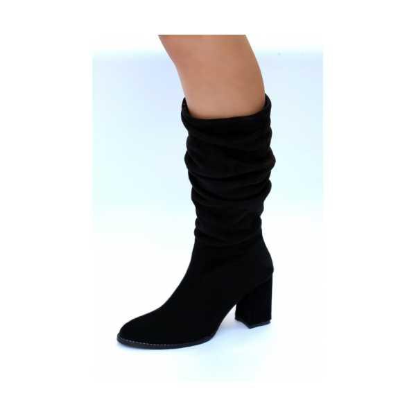 Kadın Çizme Ayakkabı