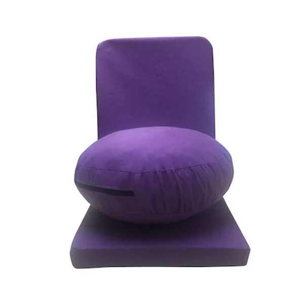 Meditasyon Sandalyesi (Back Jack) + Meditasyon Minderi