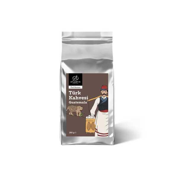 Atlantik Coffee Special Türk Kahvesi Guatemala Harman 250gr