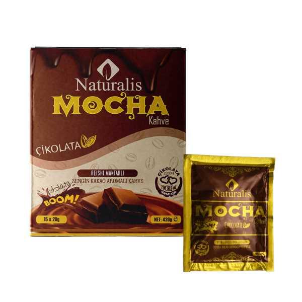 Naturalis  Reishi Mantarlı MOCHA COFFEE