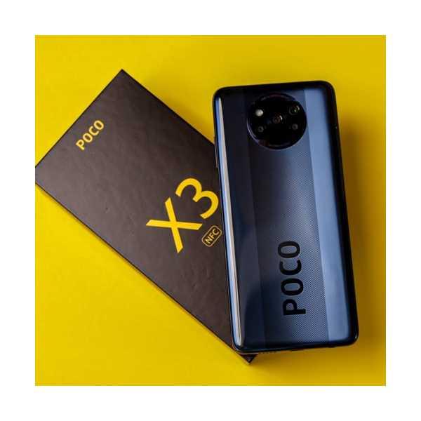 XİAOMİ POCO X3 NFC 128 GB SHADOW GRAY (XİAOMİ TÜRKİYE GARANTİLİ)