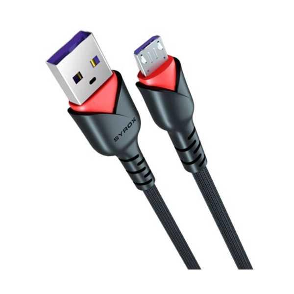 Syrox Plus C91 Micro 2.0A Hızlı Şarj & Data Kablo (1 Metre)