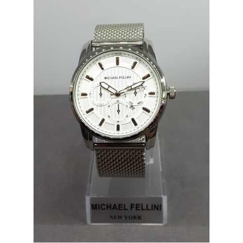 Gümüş Erkek kol saati