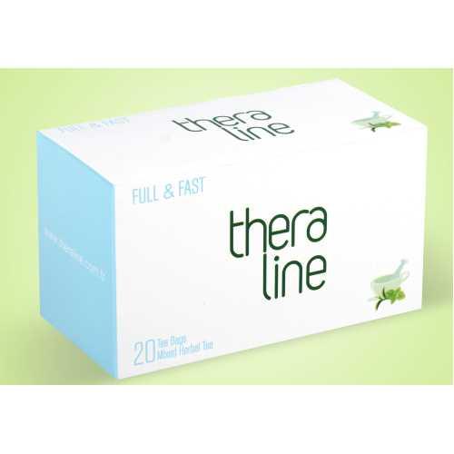 Theraline Full Fast Bitki Çayı
