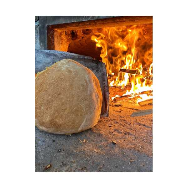 Demirciköy Ekşi Mayalı Köy Ekmek (1050 gr)