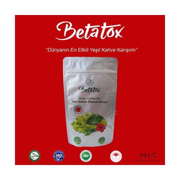BETATOX Yeşil kahveli Bitkisel Karışım (60gr)