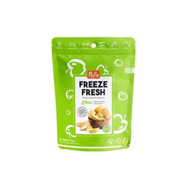 Pol's Freeze Fresh Dilim Elma 18 gr.