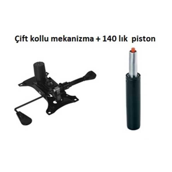 Çift Kollu Mekanizma 140 lık piston