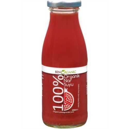 Ben Organic Nar Suyu 250ml