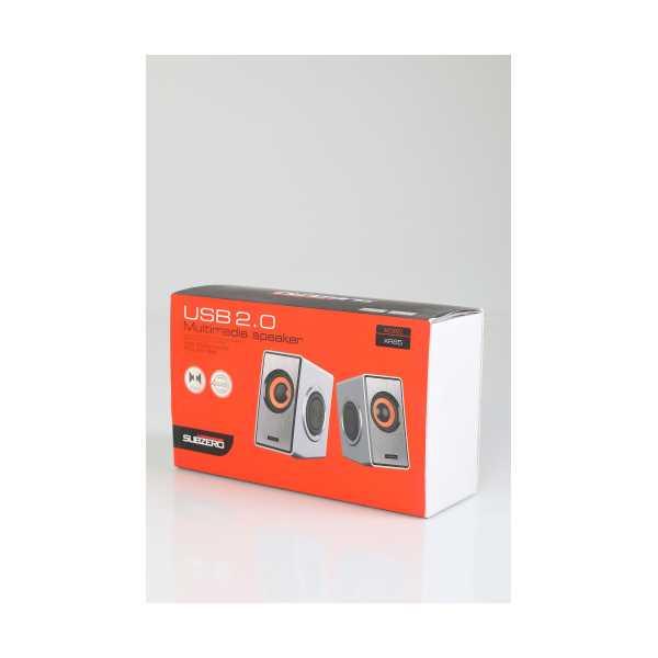 GRİ SUBZERO XR95 USB HOPARLÖR 452561