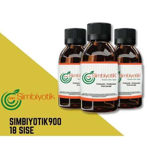 SIMBIYOTIK900 18 ŞIŞE (BIR ŞIŞE 200 ML)
