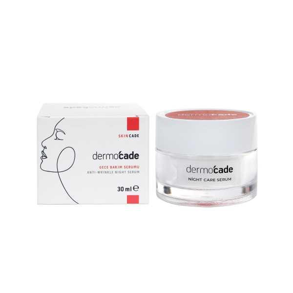Dermocade Anti-Wrinkle Kırışıklık Karşıtı Gece Bakım Serumu 30 ml