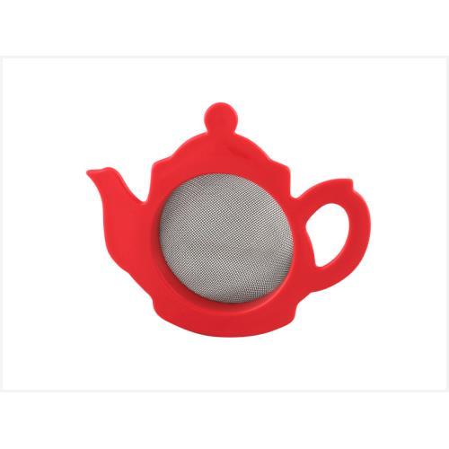 Çay Süzgeci Demlik Şeklinde