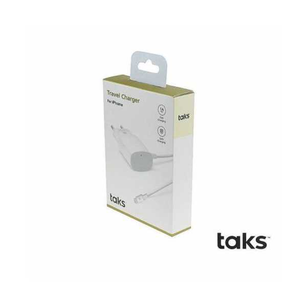 Taks 1 Amper Travel Charger For iPhone/İphone Şarj Aleti