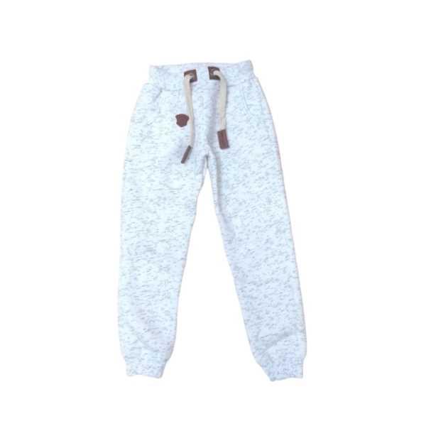 Erkek Ve Kız çocuk İnce Kumaş Paçaları Lastikli Eşofman Altı Pantolon ÇEAİ-K