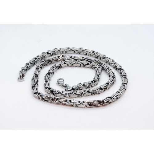Kıral zincir 316L Kararmaz kalitede çelik zincir. Garantili Kesinlikle okside olmaz