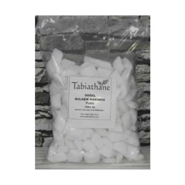 Tabiathane Doğal Bulaşık Makinesi Tuzu Tablet 1500 G