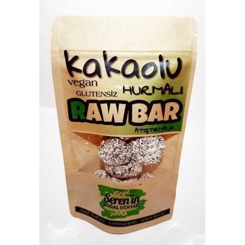 Seren'in Doğal Dünyası Atıştırmalık Raw Bar Hurmalı & Kakaolu