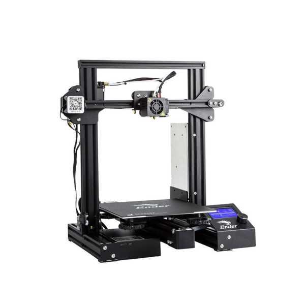 CREALİTY ENDER 3 PRO - 3D YAZICI (YARI DEMONTE 3D PRİNTER)