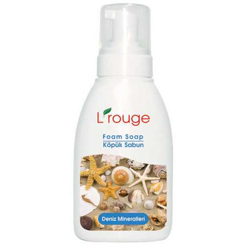 l'rouge 401 Deniz Mineralleri 400 ml - Köpük Sabun