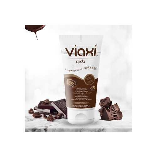 Viaxi Glide Kayganlaştırıcı Jel Çikolata Aromalı 100 ml