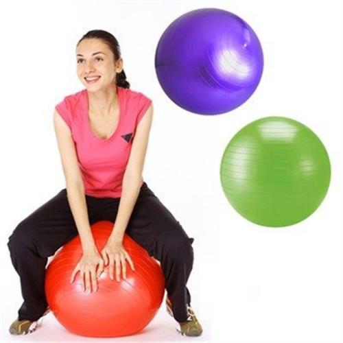 Pilates Topu - Pompa Hediyeli 65 Cm