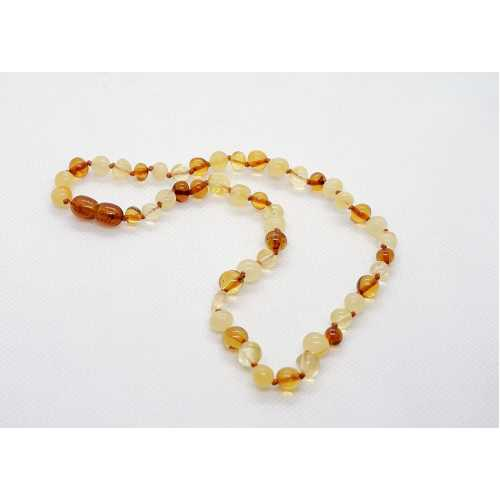 Kehribar Bebek Diş Kolyesi Damla Kehribar Natural Amber Şifalı taş Diş bebek