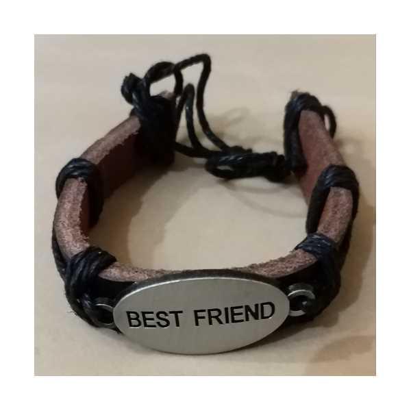 Best Friend Deri Bileklik