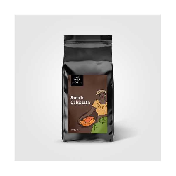 Atlantik Coffee Sıcak Çikolata 1000 gr