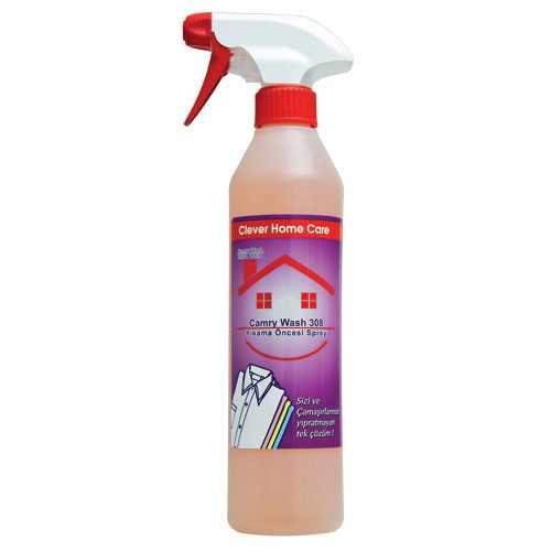 CLEVER HOME CARE HC CAMRY WASH 308 YIKAMA ÖNCESİ SPRAY 500 ML