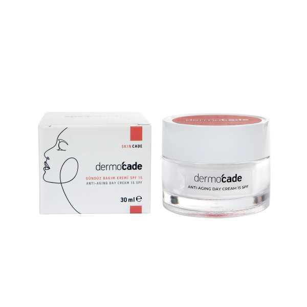 Dermocade SPF 15 Anti-Aging Yaşlanma Karşıtı Gündüz Kremi 30 ml
