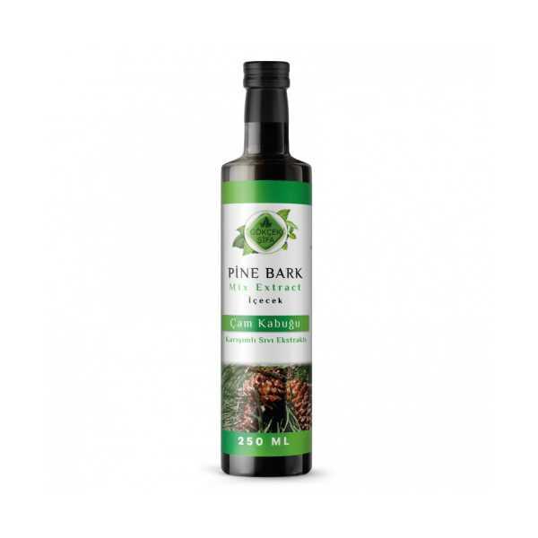 Pine Bark Mix Extract 250 ml.