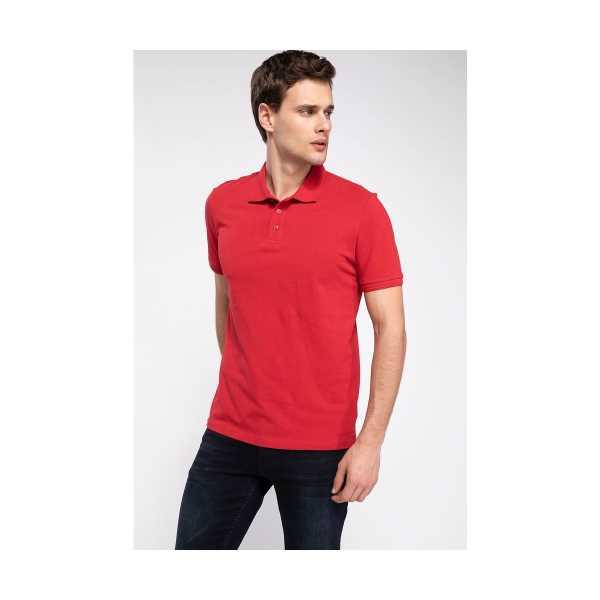 DeFacto Polo Yaka Kısa Kollu Tişört