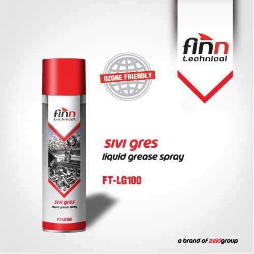 Finn Sıvı Gres Sprey 500 ml