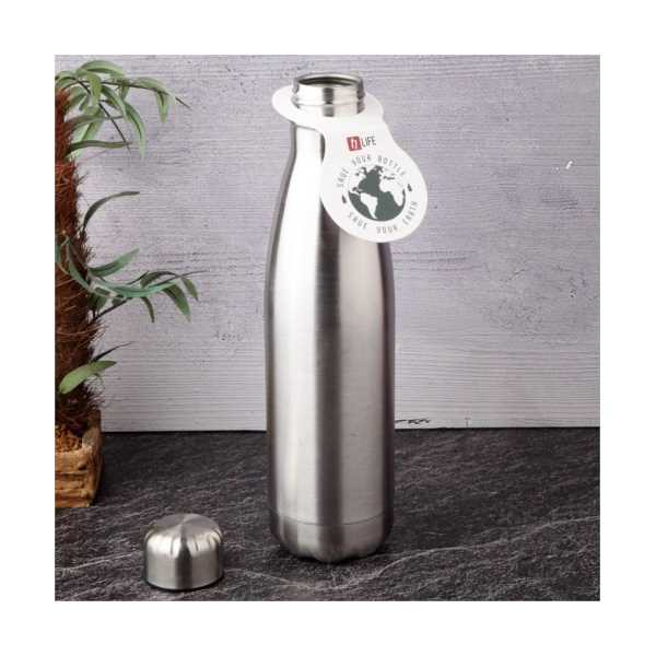 Sızdırmaz Çelik Termos Matara (750 ml)