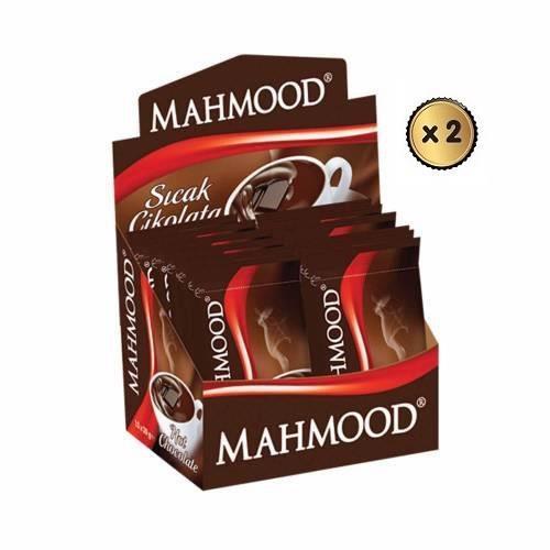Mahmood Sıcak Çikolata 12 x 20 gr Sıcak Çikolata(2 ADET) midyatziv