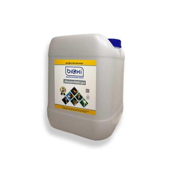 Bioxi® Veteriner ve Hayvan Dezenfektanı 30 LT /Hipokloröz asit (HOCl) bazlı