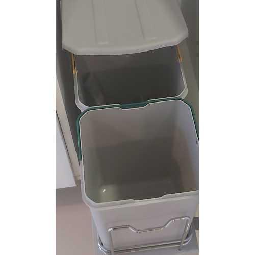 Black Mhite Mimarlık- Çöp kovası